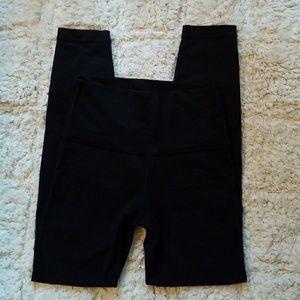 Lululemon Athletica Black SKINNY  leggings size 4